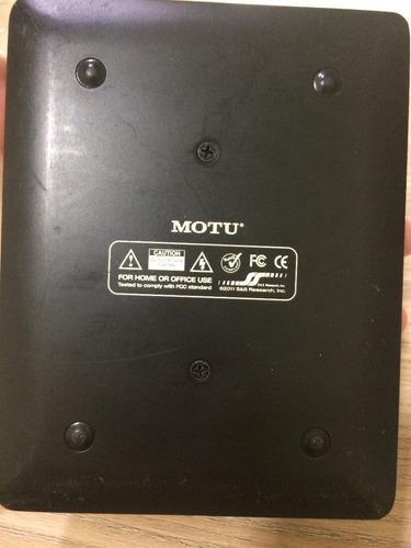 motu track 16 - interface de áudio