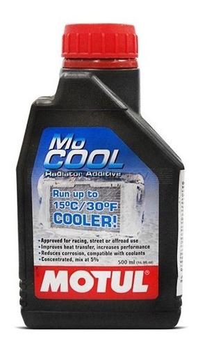 motul mocool 500ml aditivo radiador + 1 litro motocool motul