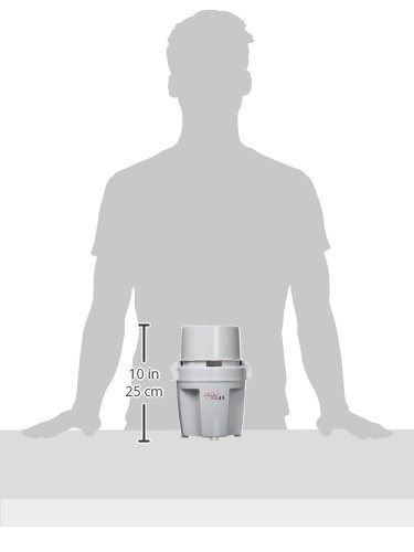 moulin tc 320 wet & dry grinder salsa picante, blanca