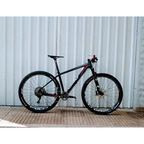 Mountain Bike 29 Ridley Carbono Full Shimano Xt. Talle M