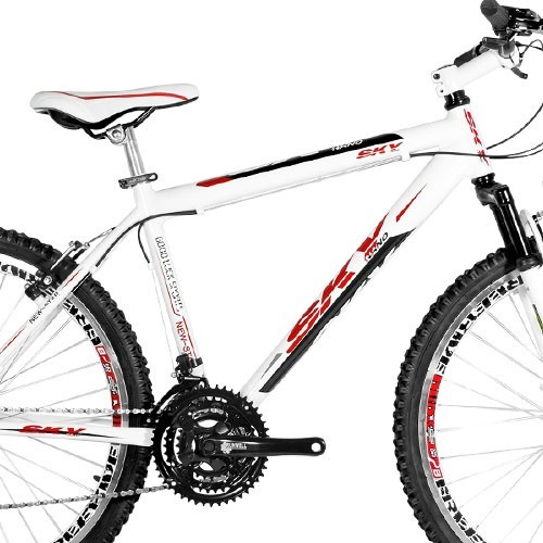 mountain bike aro 26 skynano 21 marchas kit shimano vbrake