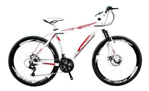 mountain bike aro 29 alfameq alumínio 24v kit shimano