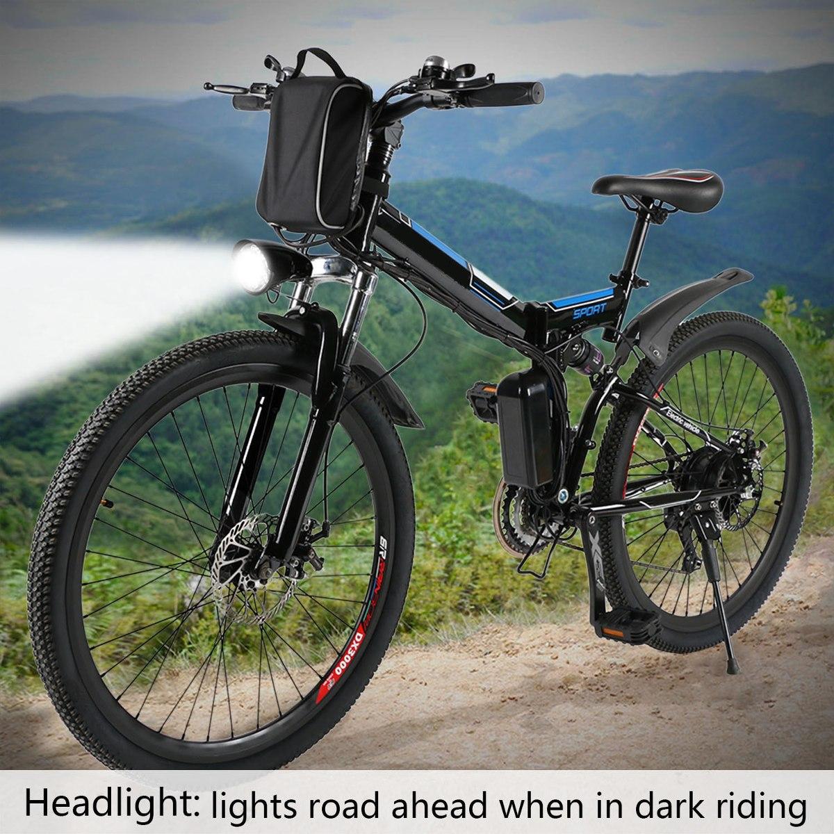 Mountain Bike Bicicleta Híbrido 21 Velocidad Bicicleta 27 - $ 3.702 ...