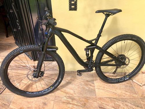 mountain bike canyon neuron 2018. talla m. con factura