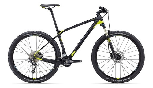 mountain bike  giant modelo xtc adv 27.5 3 carbono nueva ,