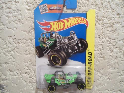 mountain mauler - hot wheels - 1/64