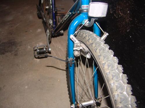 mountain trek bike