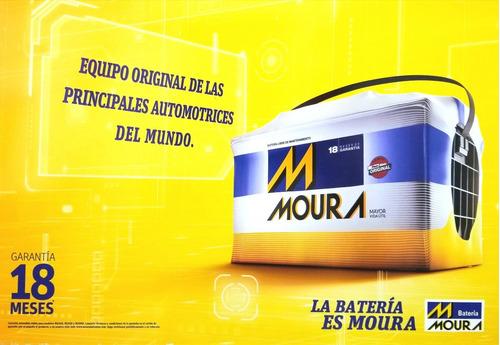 moura 12x75 bateria