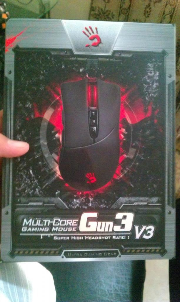 Mouse Bloody V3 Programable Macros Anti Recoil Csgo Cod