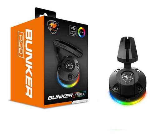 mouse bungee bunker rgb cougar - techbox