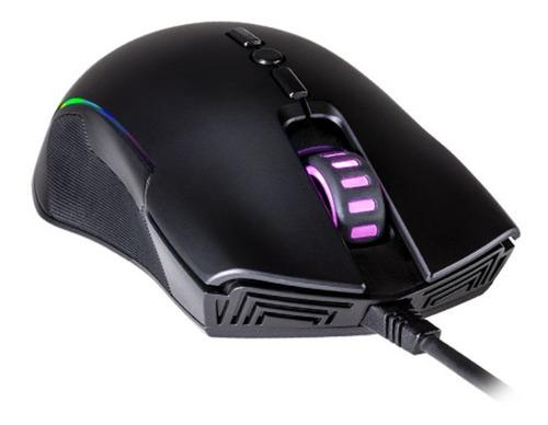 mouse cooler master cm310 led rgb dpi ajustable oferta nnet