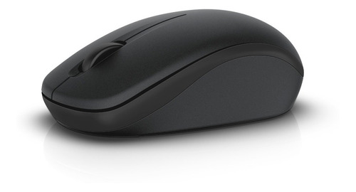 mouse dell inalámbrico modelo wm126 color negro