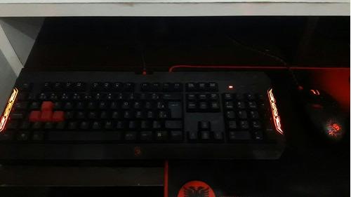 mouse e teclado