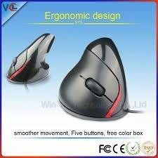 mouse ergonomico anera evita tunel carpiano nuevo de paquete