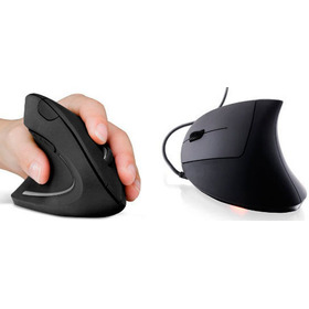 Mouse Ergonómico Vertical Usb Recargable Inalámbrico.wifi
