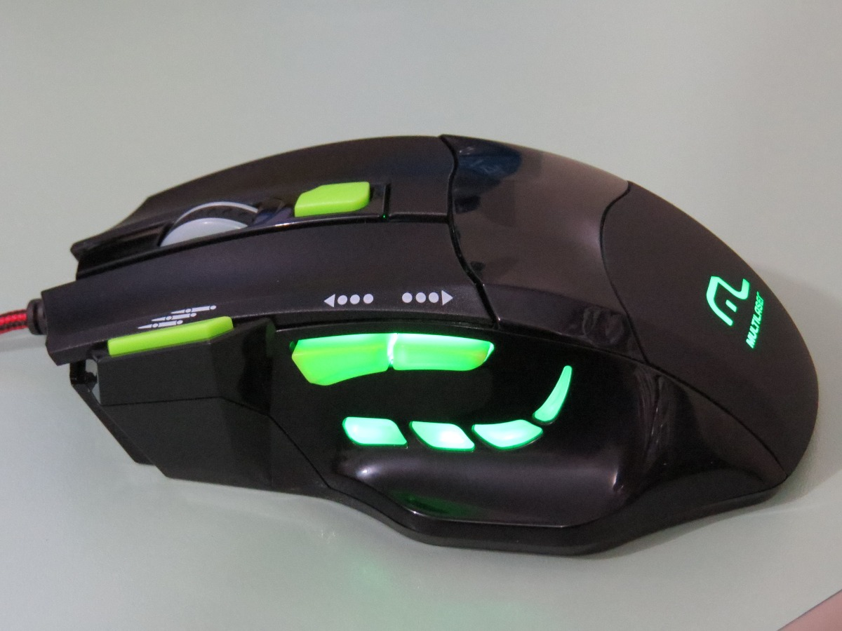 Multilaser Gaming Mouse