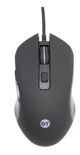 mouse gamer 2400 dpi gt aura goldentec (gt916)