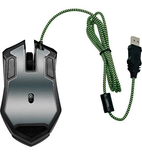 mouse gamer 3200 dpi backlight 4 cores gamemax mg386 kit-3