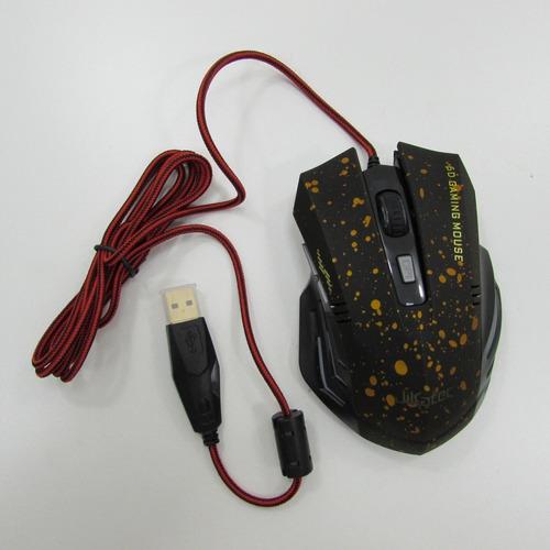 mouse gamer 3200dpi mouse para jogos online de alta precisao