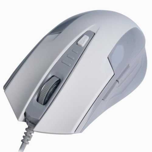mouse gamer 6 botones 2400 dpi somos tienda damos garantia