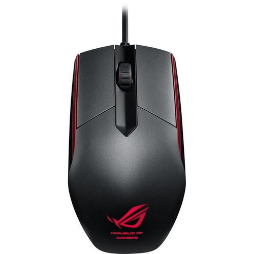 mouse gamer asus rog sica gaming 5000dpi fps 30g negro htg