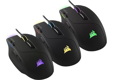 mouse gamer corsair sabre rgb 10000 dpi