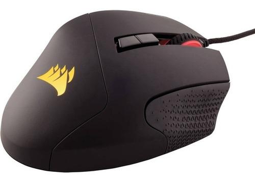 mouse gamer corsair scimitar pro rgb 12 botones 16000 dpi