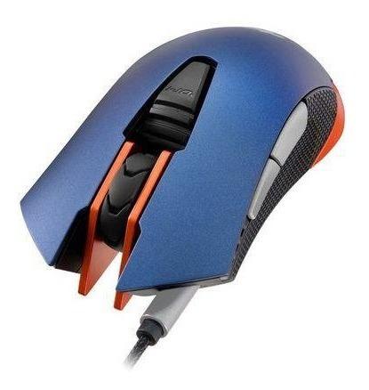 mouse gamer cougar metallic-blue 550m