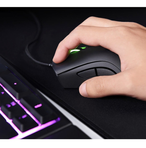 mouse gamer deathadder elite sensor rz01-02010100-r3u1 razer