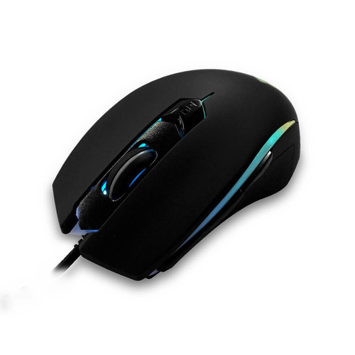 mouse gamer eagle warrior sniper pro 7 colores +mousepad pro