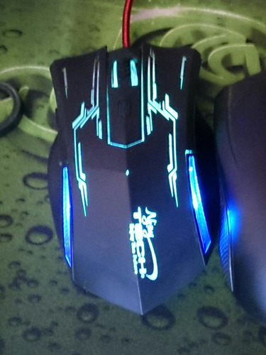 mouse gamer enoytech 600-1800 dpi