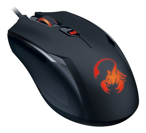 mouse gamer genius ammox x1-400, programable / 400~3200dpi