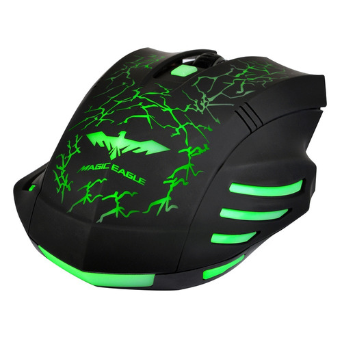 mouse gamer havit 2400 dpi, com led - hv-ms672