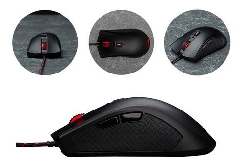 mouse gamer hyperx pulsefire fps netpc