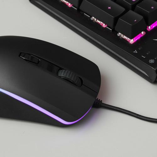 mouse gamer hyperx pulsefire surge 360° rgb lighting