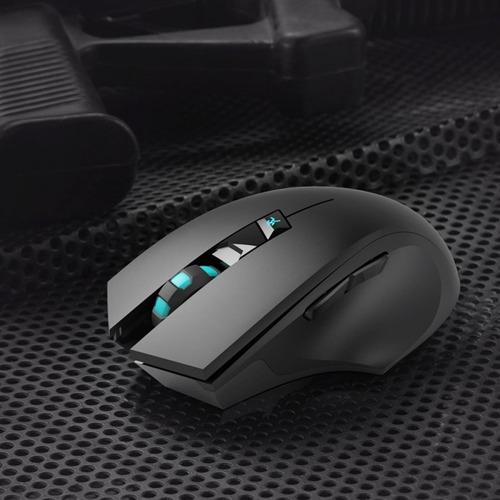 mouse gamer i720 inalambrico click silencioso - envio gratis