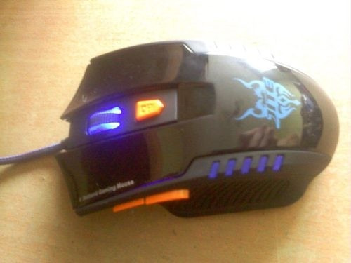 mouse gamer jite 1600 dpi