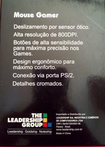 mouse gamer leadership
