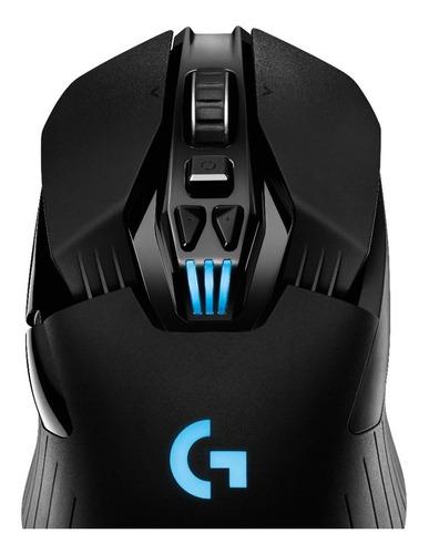 mouse gamer logitech g g903 hero ligthspeed wireless