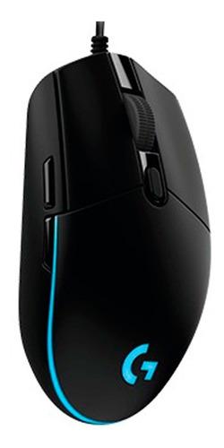 mouse gamer logitech g203 prodigy usb 6 botones 910-004843