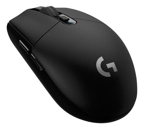 mouse gamer logitech g305 12000dpi sem fio pronta entrega