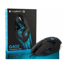 Mouse Gamer Logitech G402 Hyperion Fury Fps Usb 4000dpi