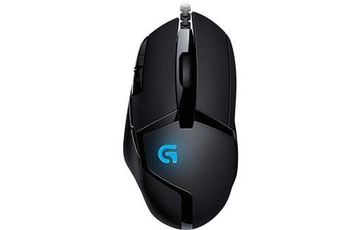 mouse gamer logitech g402 hyperion fury - o +rapido p/ fps