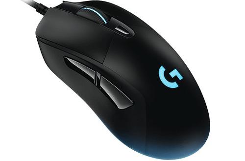 mouse gamer logitech g403 prodigy rgb, macrotec
