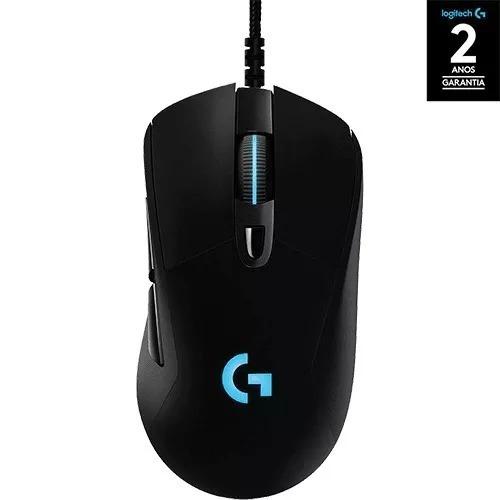 mouse gamer logitech  g403 rgb 910-004823