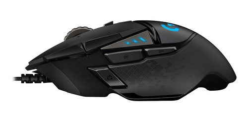mouse gamer logitech g502 hero gaming 16000dpi 11 botones