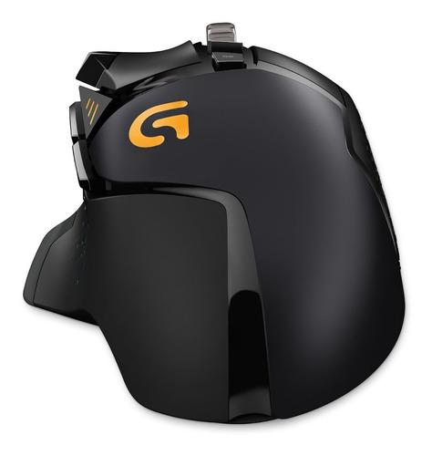 mouse gamer logitech g502 proteus core 11 botones 12 s/r amv