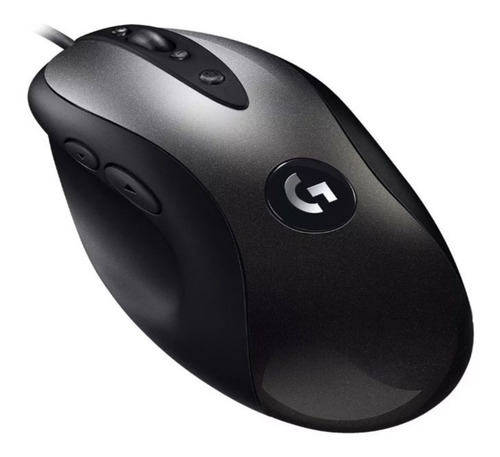 mouse gamer logitech mx518 hero 16000dpi windows mac pce