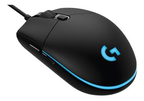 mouse gamer logitech pro