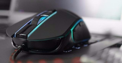 mouse gamer motospeed v30 3500dpi rgb pronta entrega